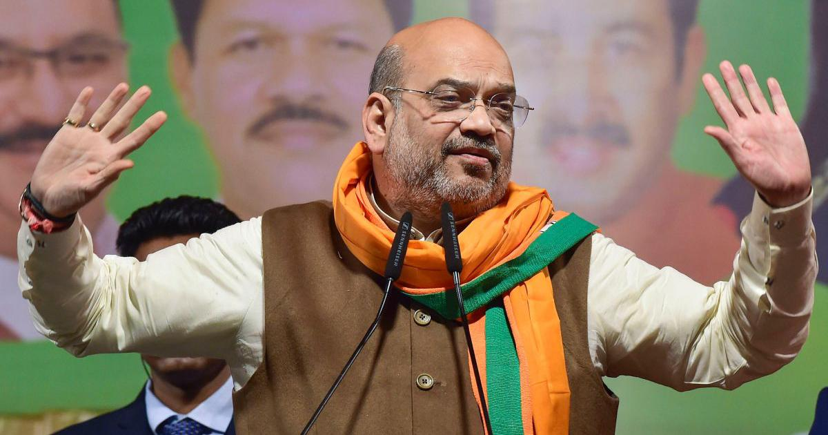 Coronavirus: Union Home Minister Amit Shah says he has tested negative, to be in home isolation