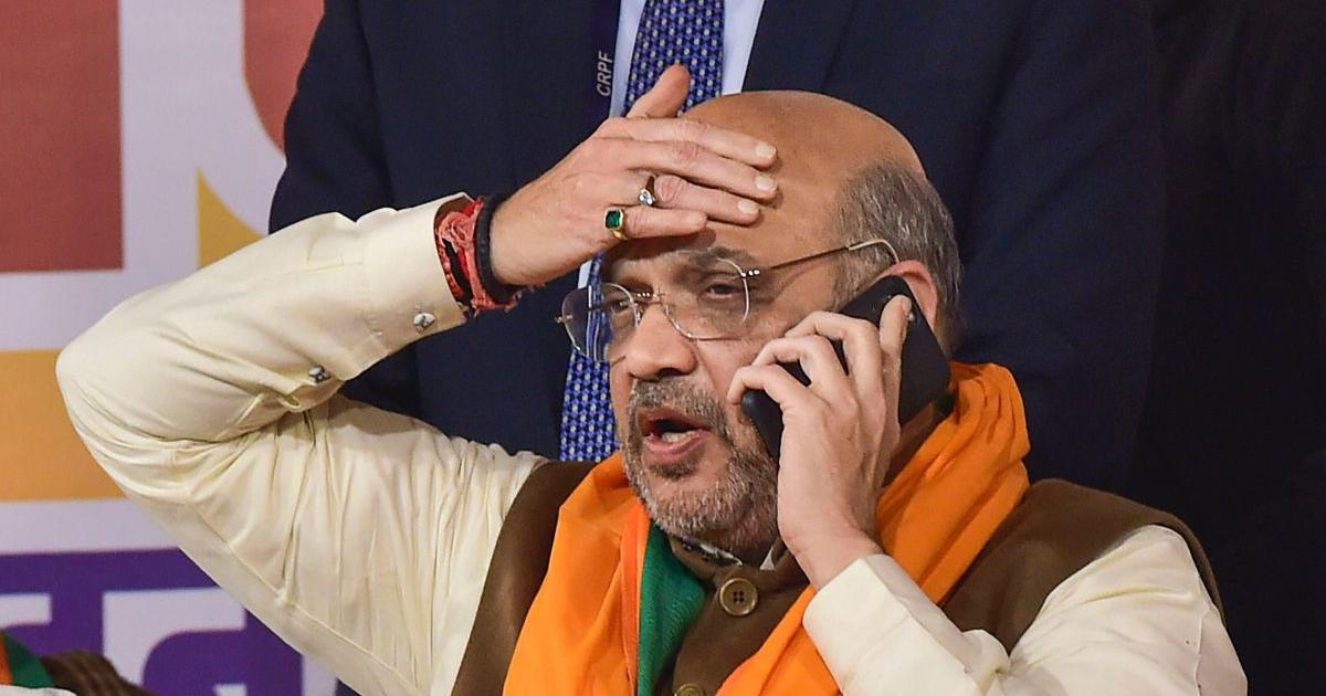 Delhi elections: BJP lifts its vote share by 6% but fails to convert it to seats
