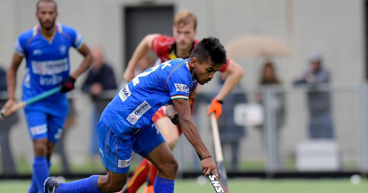 Hockey: Indian midfielder Vivek Prasad wins FIH men's rising star of the year award