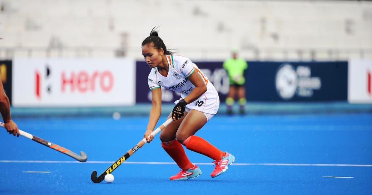 Hockey: India's Lalremsiami bags FIH women's rising star of the year award
