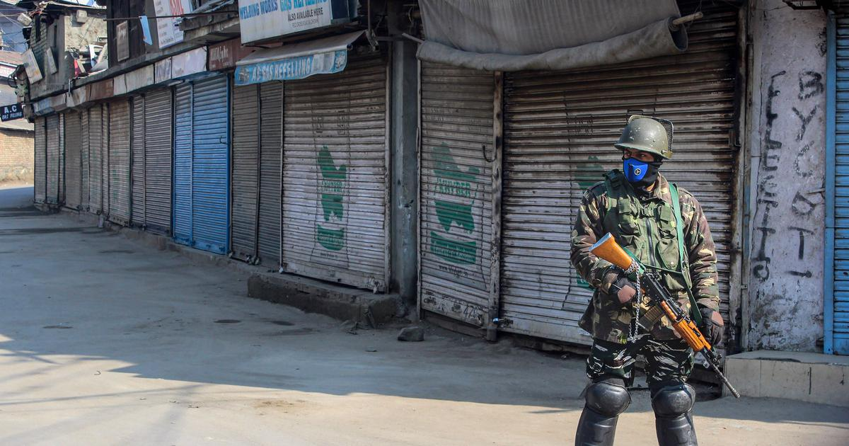 J&K: Five suspected militants killed during encounter with security forces in Shopian, say police