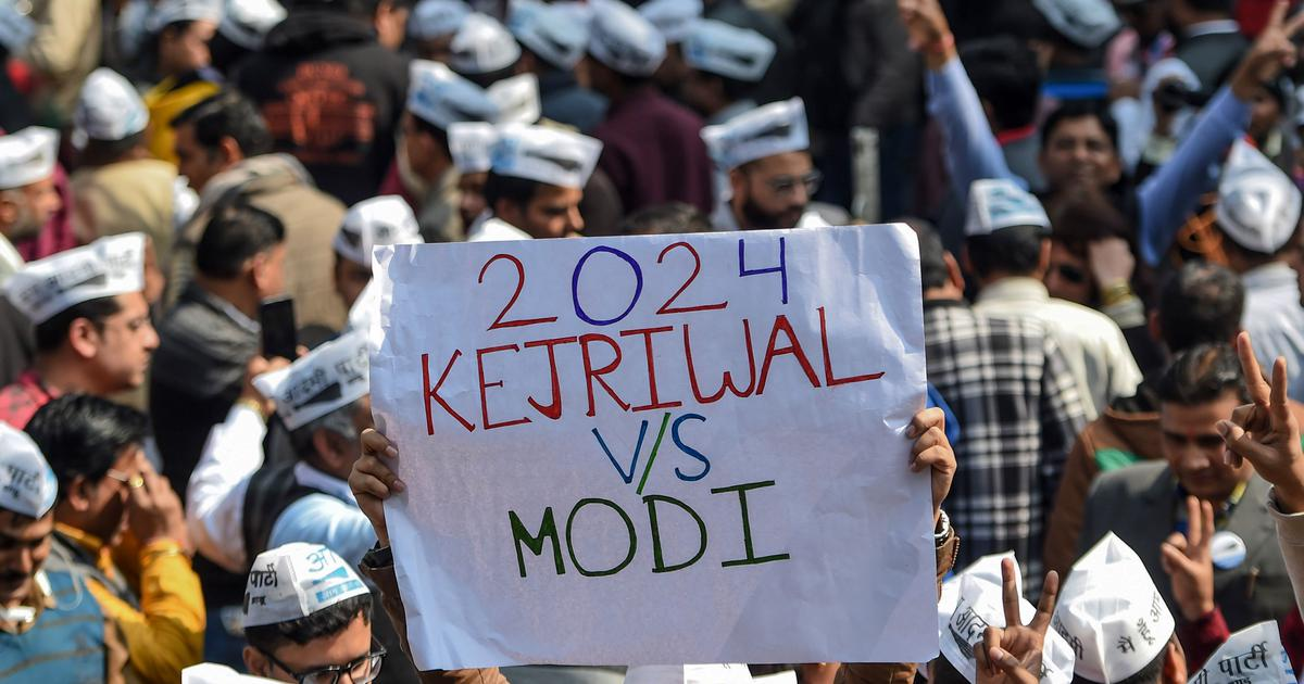 Is Kejriwal's massive win over BJP in Delhi a stepping stone, a template or a limited phenomenon?