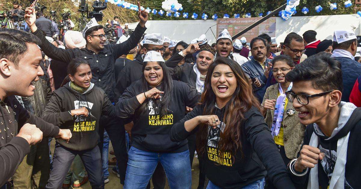 Delhi elections: Seven defectors fielded by AAP secure massive wins