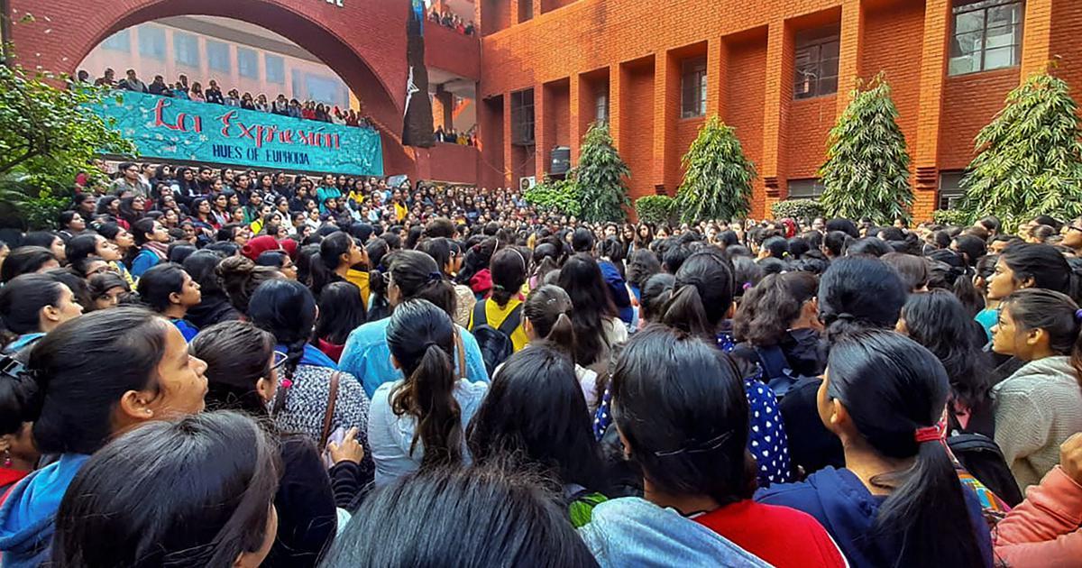 Gargi college case: Delhi HC issues notices to Centre, CBI on plea seeking court-monitored probe