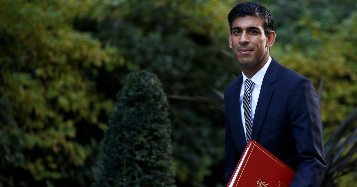 Narayana Murthy's son-in-law Rishi Sunak named new Finance Minister of U.K.