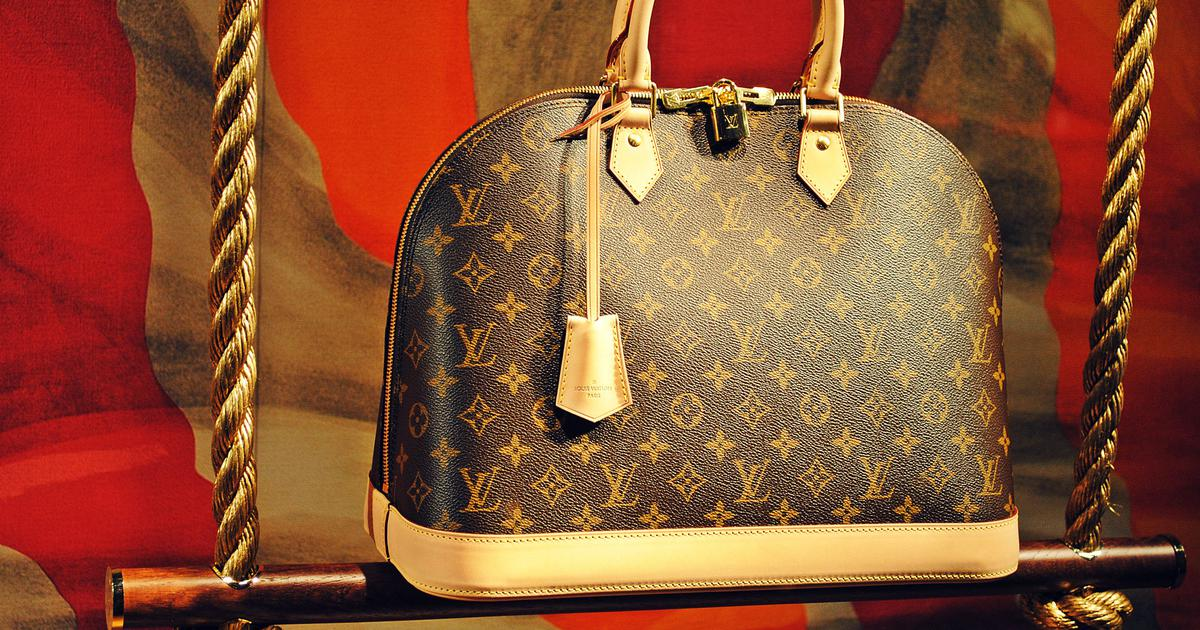 The Lv Bag Fake Or Real Remains One