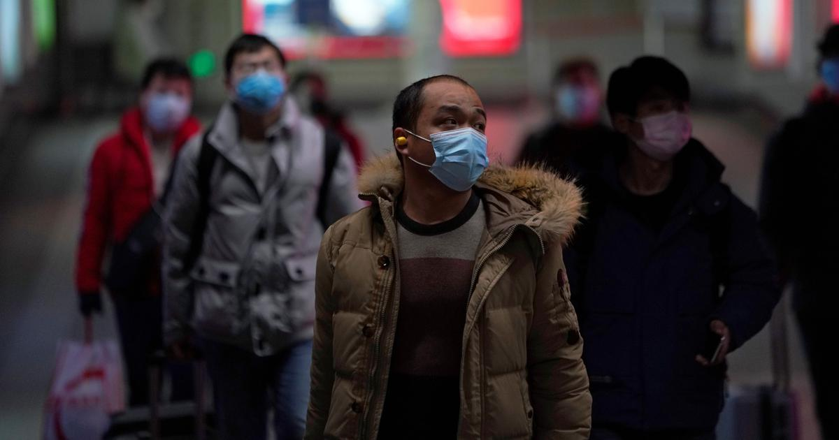 Coronavirus epidemic: Toll in China rises to 1,483; number of new cases in Hubei drops
