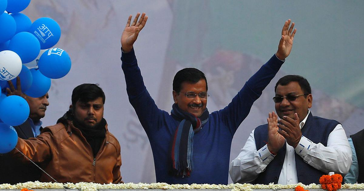 Delhi verdict: 30 charts and maps that help understand AAP's 'post-identity politics'
