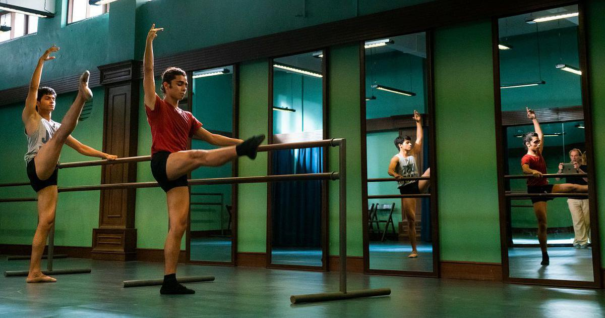 In Netflix film 'Yeh Ballet', two male ballet dancers find their feet and leap for the sky