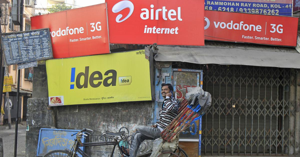 Telecom dues: Supreme Court lashes out at Centre for seeking 20 years' time to recover amount