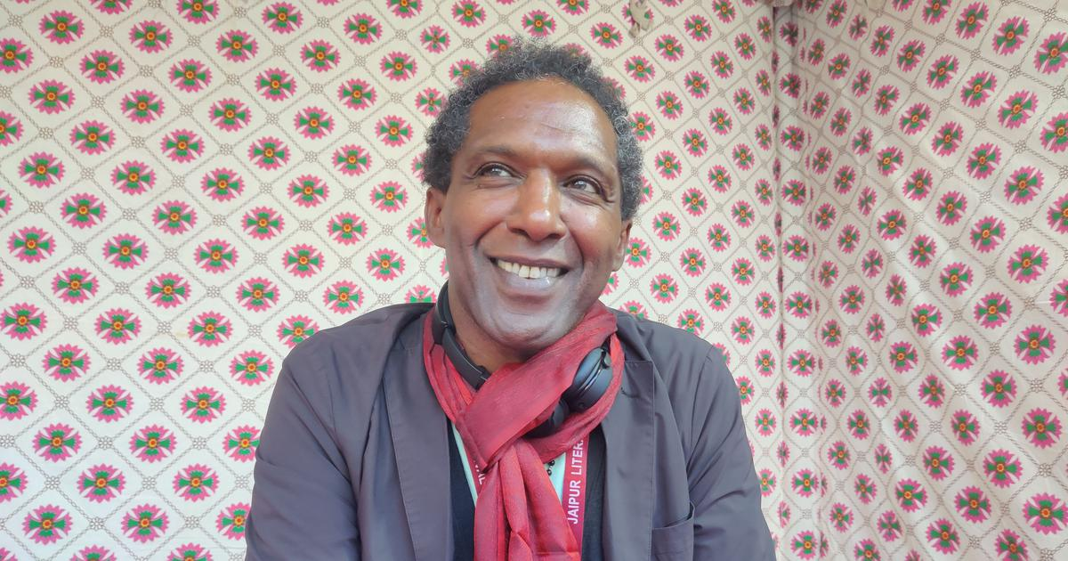 'We actually think in poetry. Because we cannot speak in poetry, we speak inadequately': Lemn Sissay