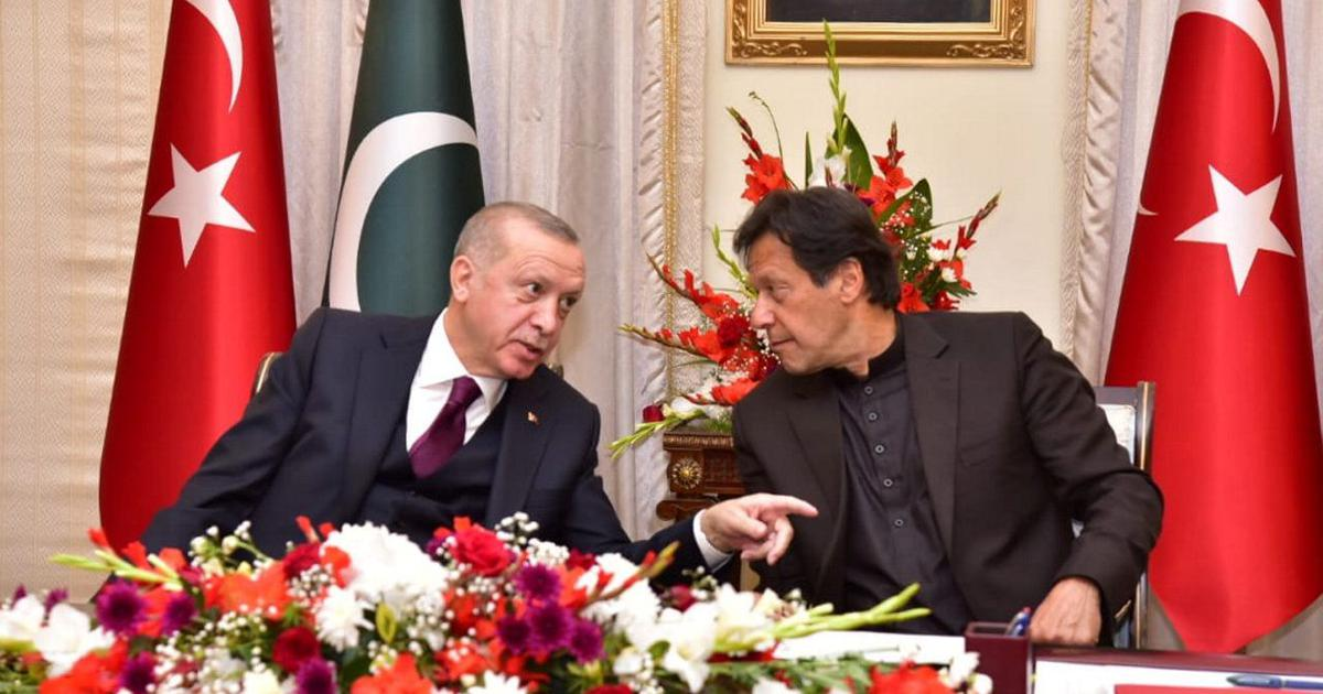 Kashmir: India tells Turkish president not to interfere in its affairs after he backs Pakistan