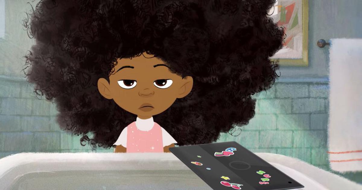 Watch: Oscar-winning animated short film 'Hair Love'