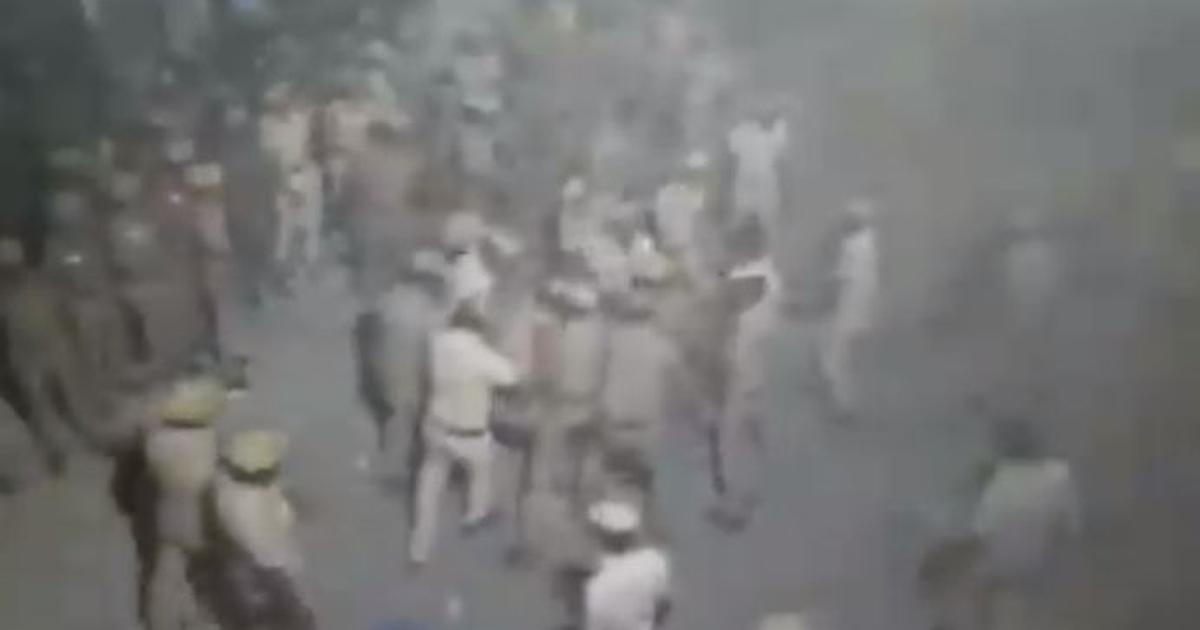 CAA protests: Four policemen injured after clashes with protestors in Chennai, say reports