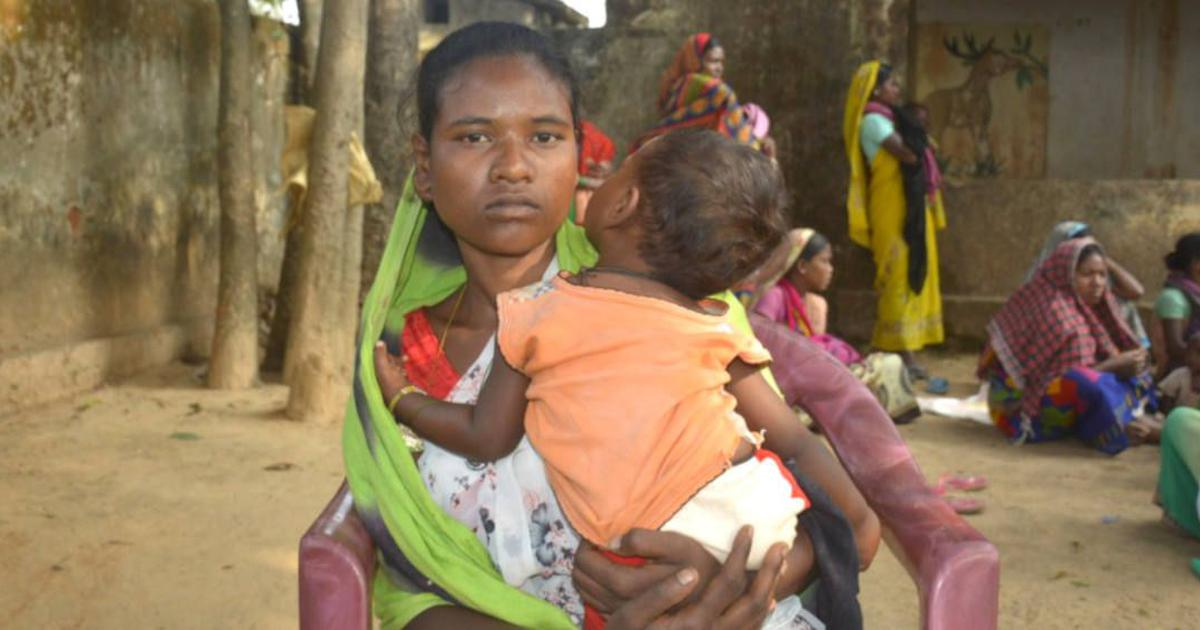 In Chhattisgarh, 97% applications for maternity benefits remain stuck at the registration stage