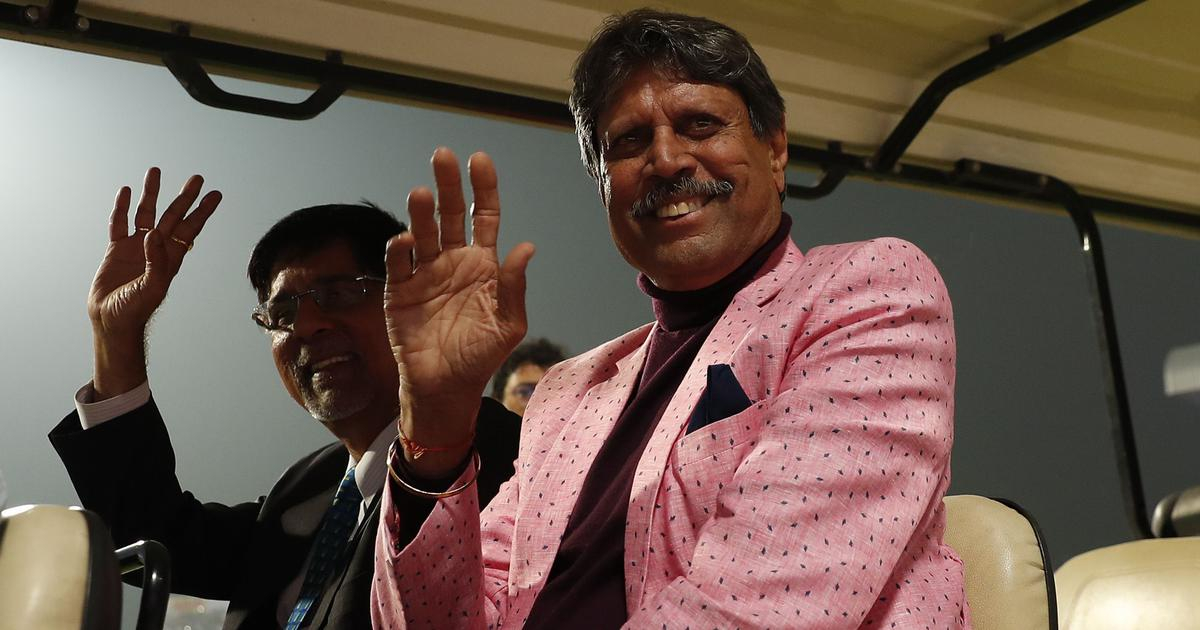 Coronavirus lockdown: Schools should reopen first, sports will happen eventually, says Kapil Dev