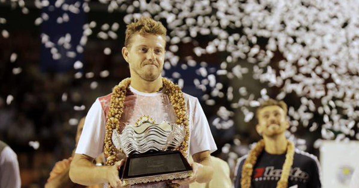 Tennis: James Duckworth defeats Benjamin Bonzi to lift Bengaluru Open title