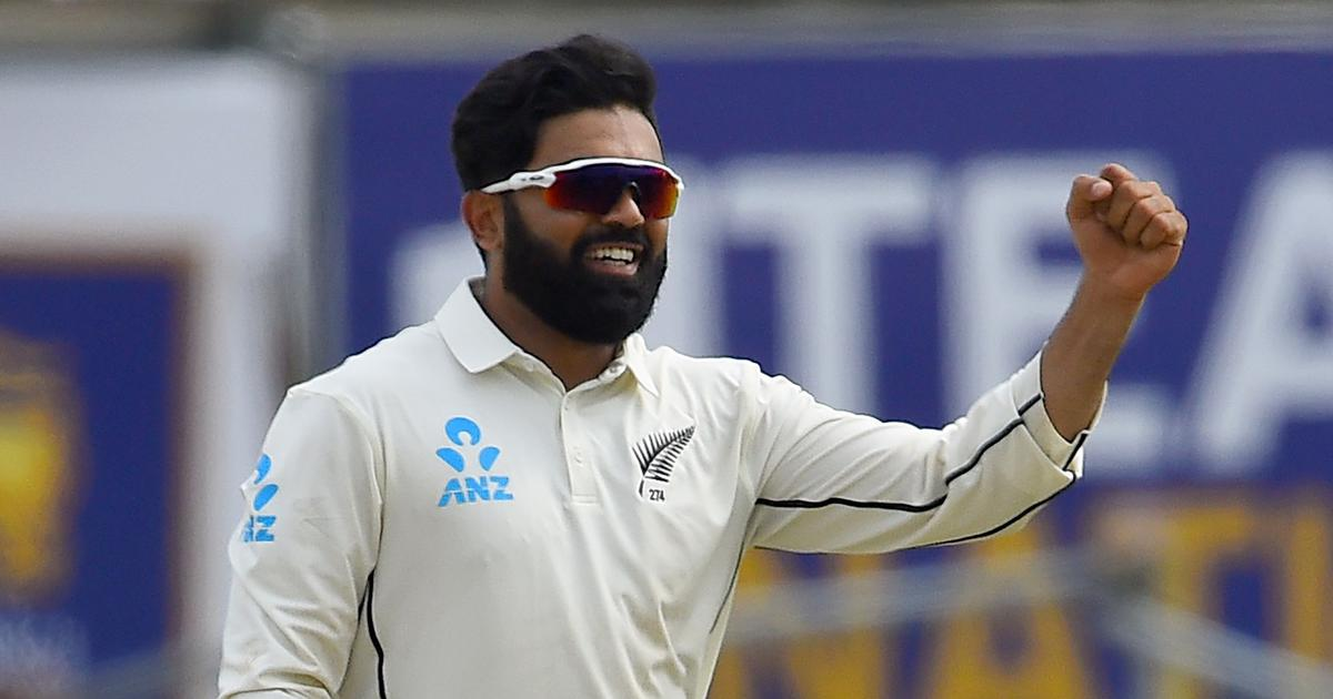 Ajaz Patel replaces Santner in New Zealand squad for Test series against India, Boult returns