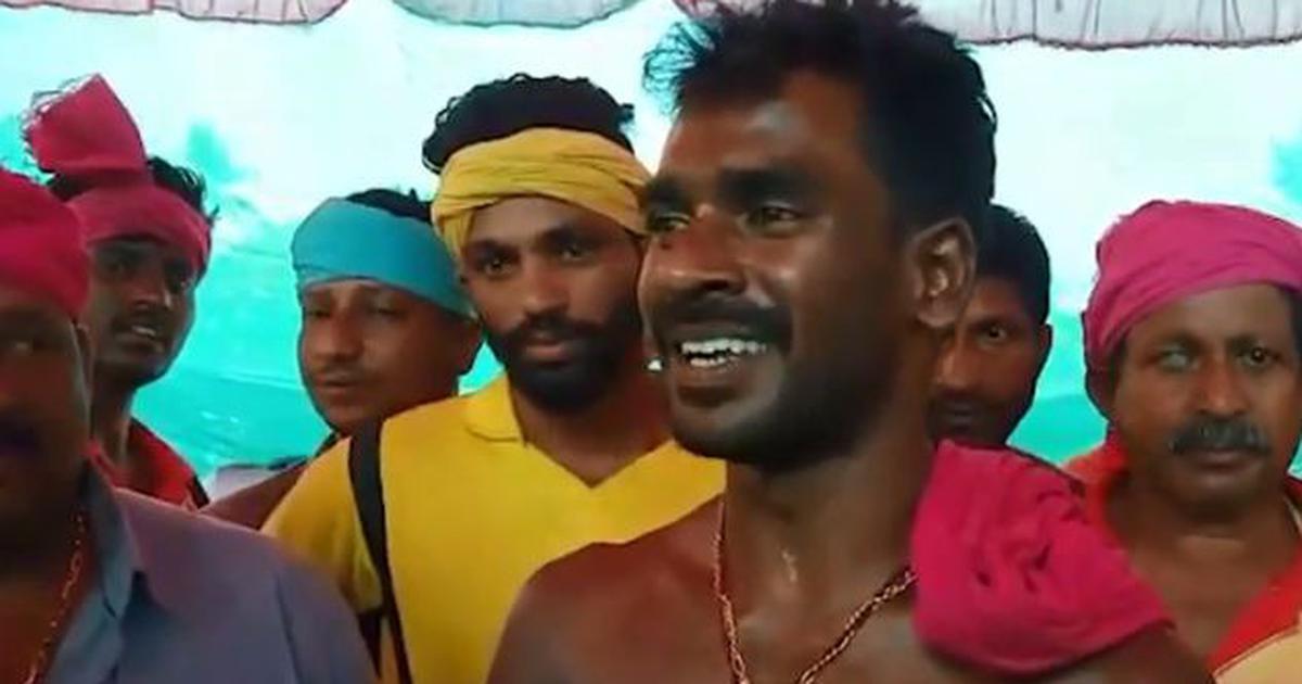 Watch: Kambala sprint star Srinivasa Gowda rejects Kiren Rijiju's offer to attend SAI trials