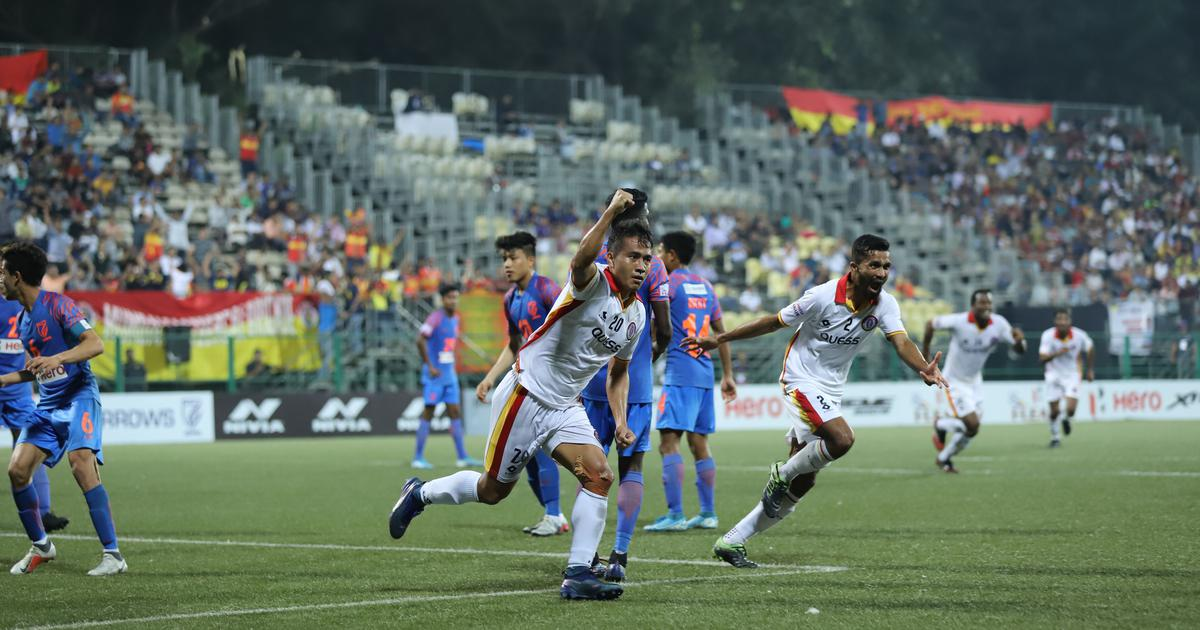I-League: East Bengal return to winning ways after beating Indian Arrows in Mumbai