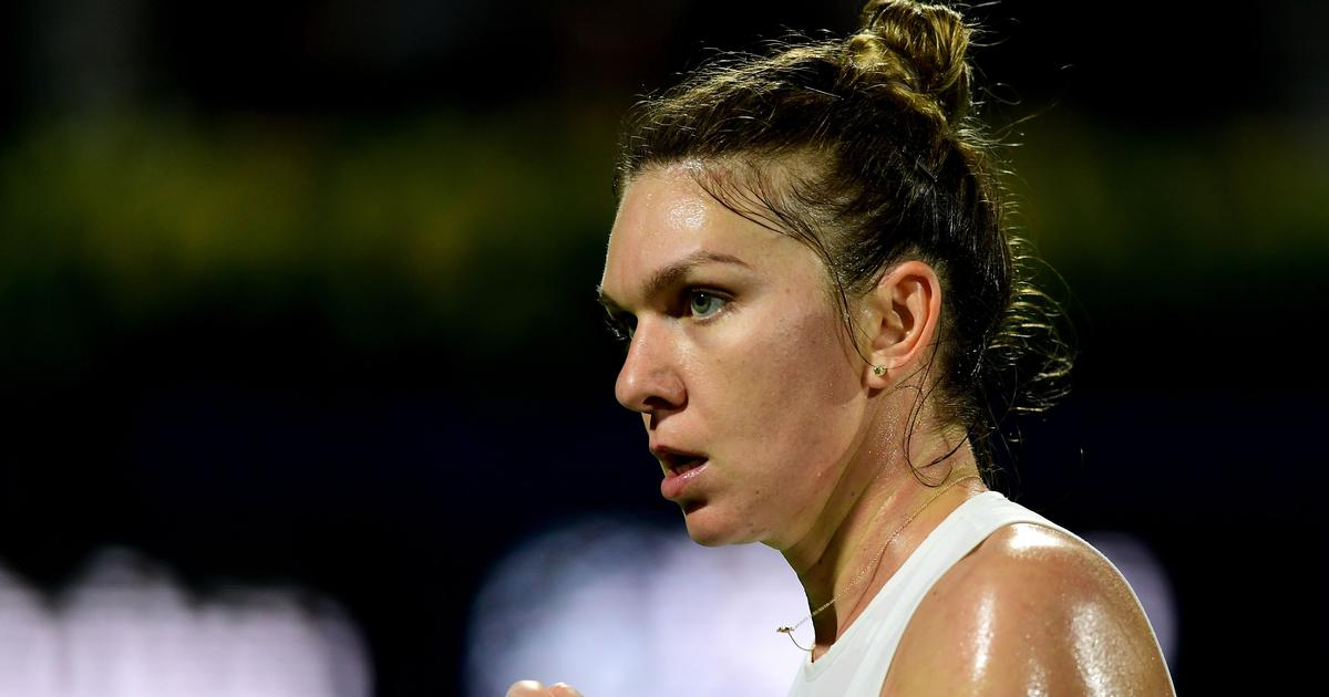 Tennis: Simona Halep says her foot injury is recovering well, urges everyone to stay positive