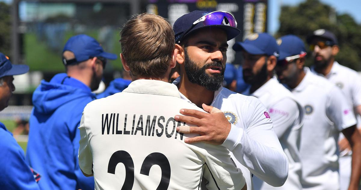 Away Tests are hard: Twitter weighs in on New Zealand's crushing 10-wicket victory over India