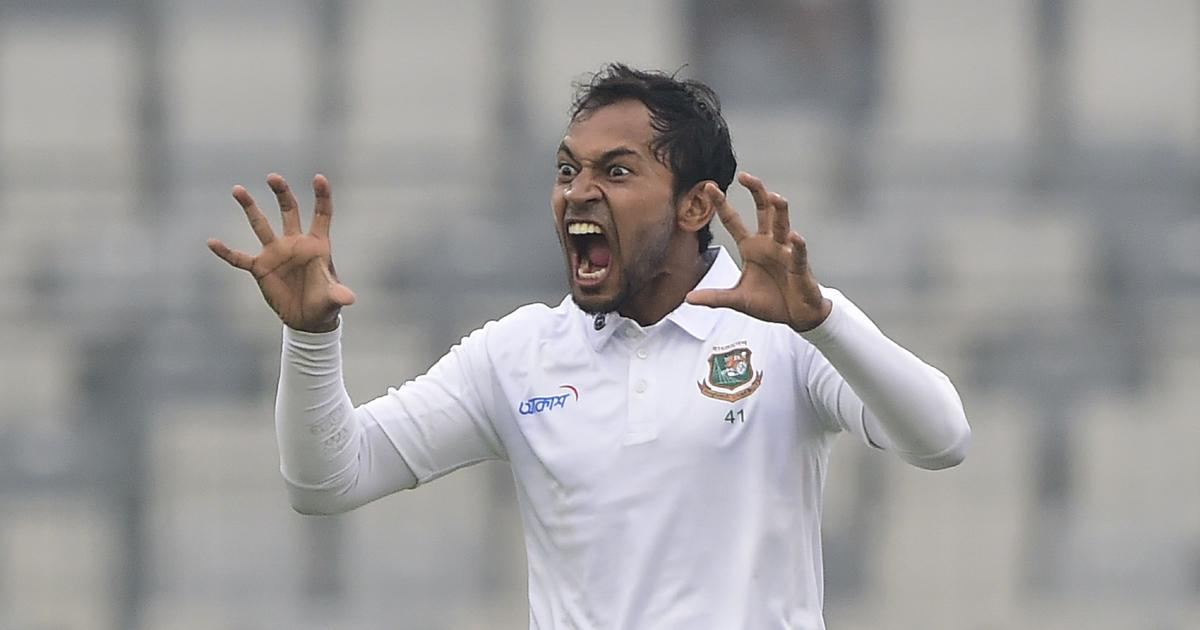 Only Test: Zimbabwe stare at innings defeat against Bangladesh after Mushfiqur Rahim's double ton