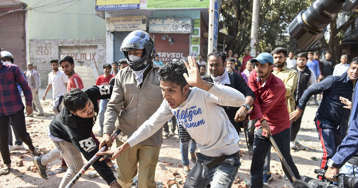 Delhi: Four killed during clashes over Citizenship Act ahead of Trump's visit