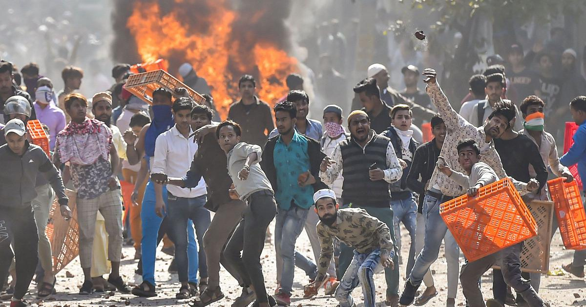 Delhi violence: Anti-CAA protestors at Jafrabad 'forced other community' to raise voice, say police