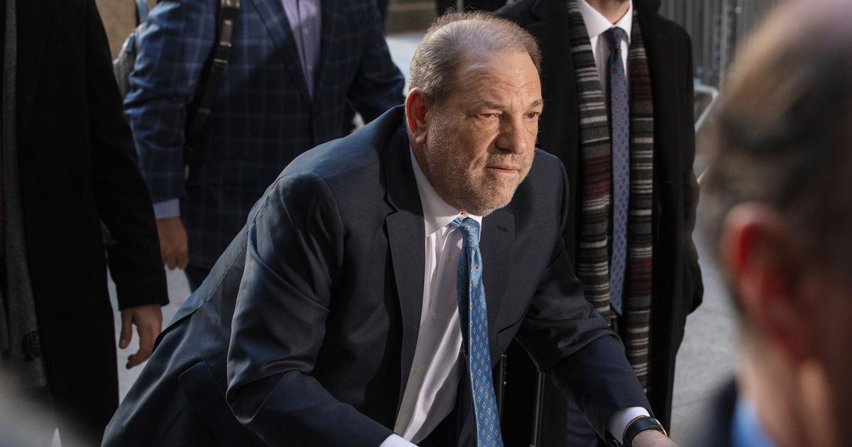 Asia Argento glad to see handcuffed Harvey Weinstein