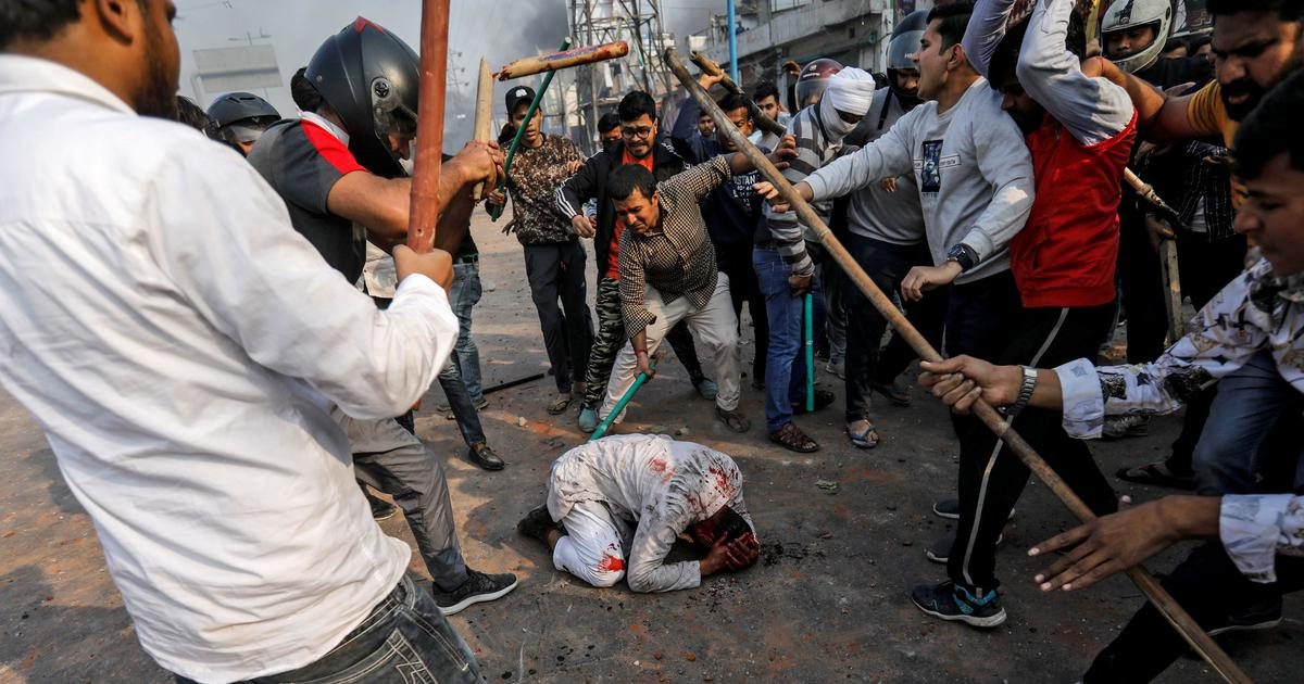 Delhi violence: In one charge sheet, police claim Muslim protestors provoked riots