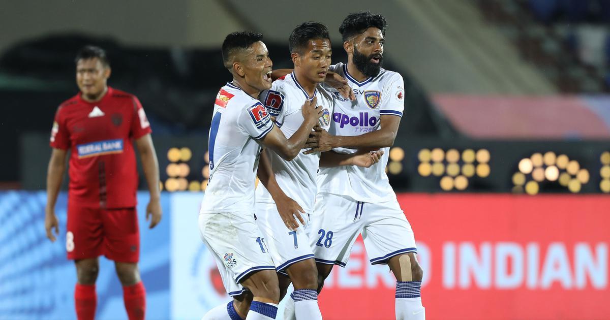 ISL: Chhangte scores injury time equaliser against NorthEast as Chennaiyin set up semis with FC Goa