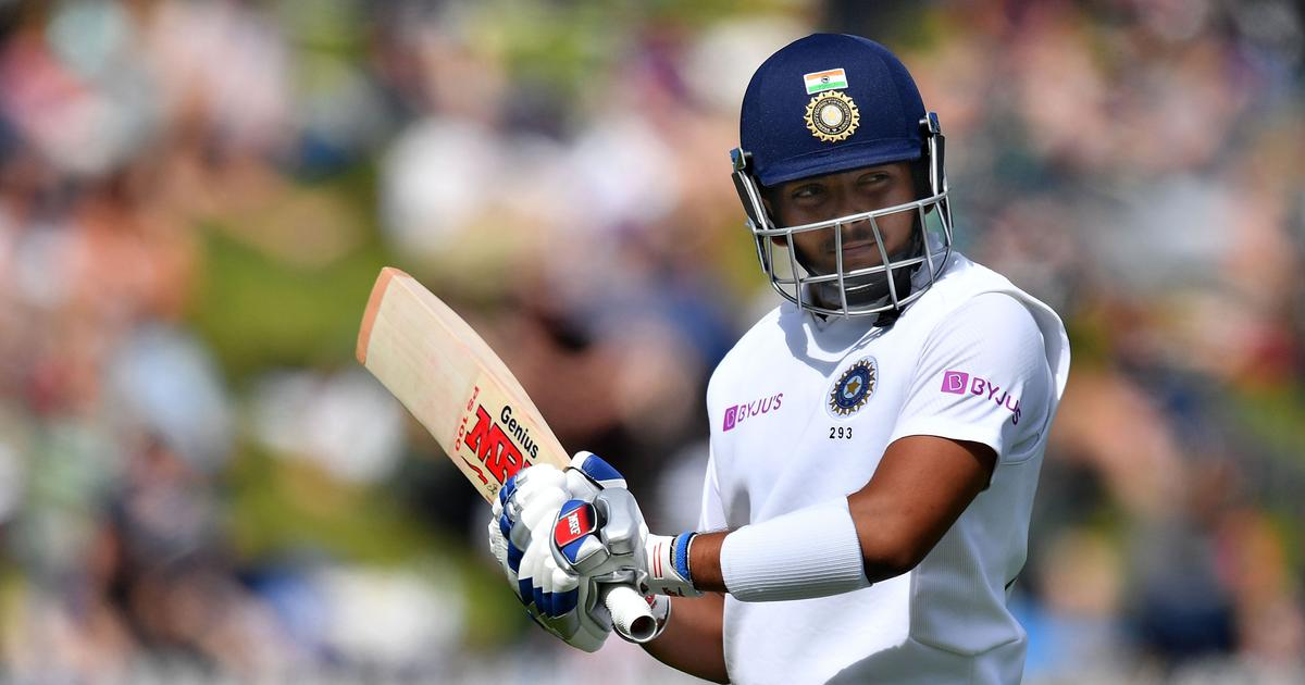 Prithvi Shaw is ready to go: Coach Ravi Shastri confirms opener's fitness for second Test against NZ