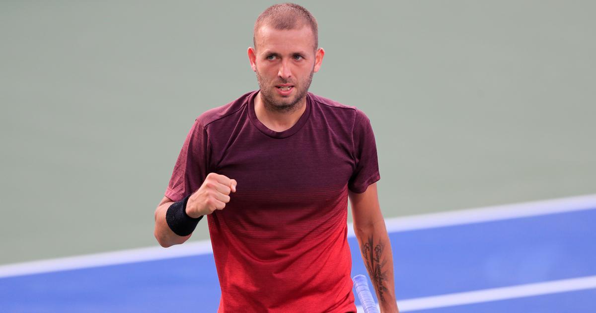 Tennis: Dan Evans upsets Andrey Rublev to reach semi-finals of Dubai Championships