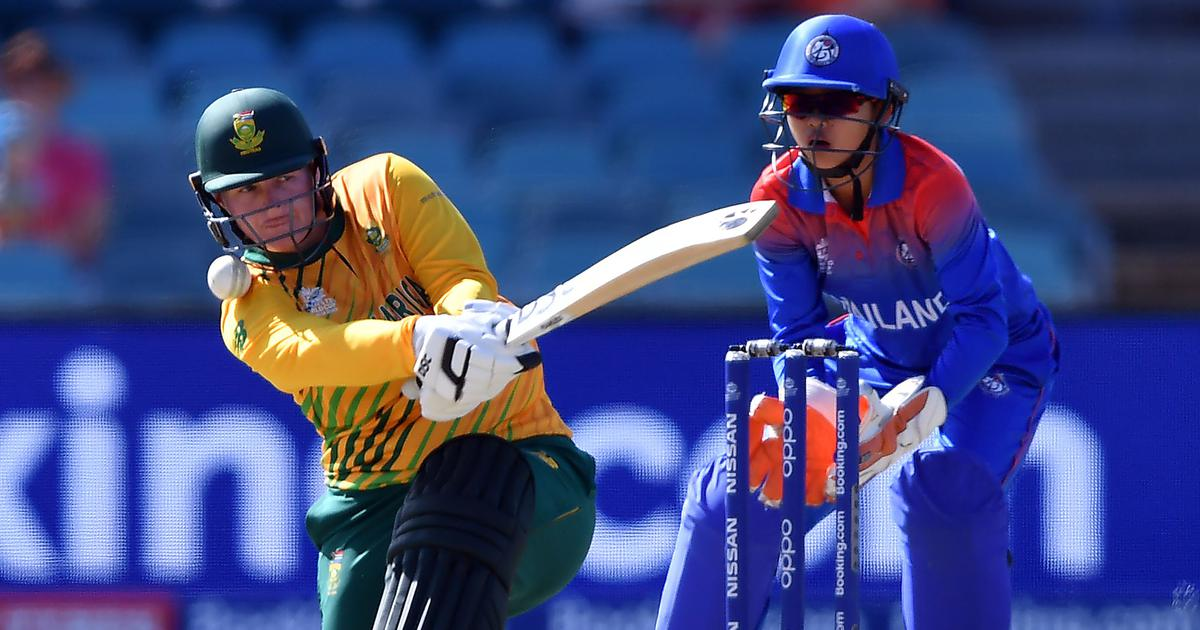 T20 World Cup: Lizelle Lee, South Africa's destroyer-in-chief, fells records with first century