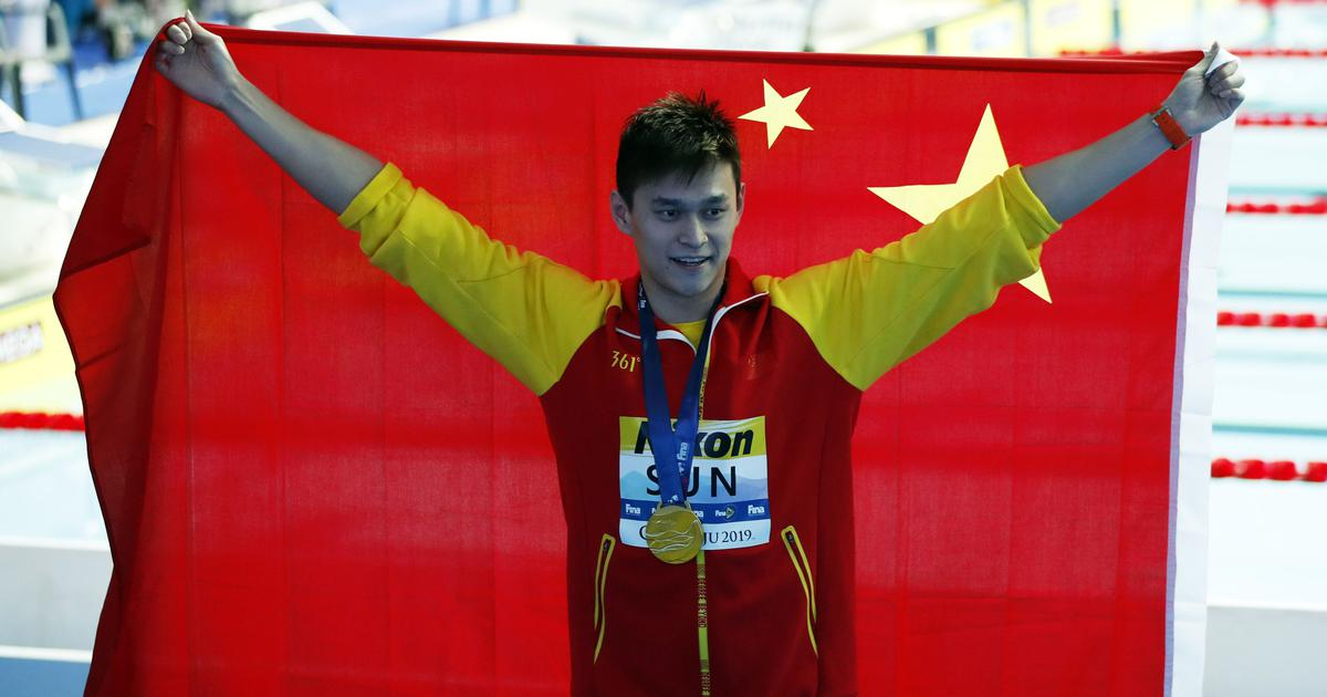 Lance Armstrong, Ben Johnson, Marion Jones and now Sun Yang: Twitter reacts to Olympic champ's ban