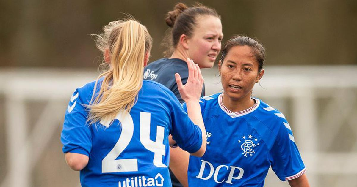 Football: Have to make the most of Rangers FC opportunity at any cost, says striker Bala Devi