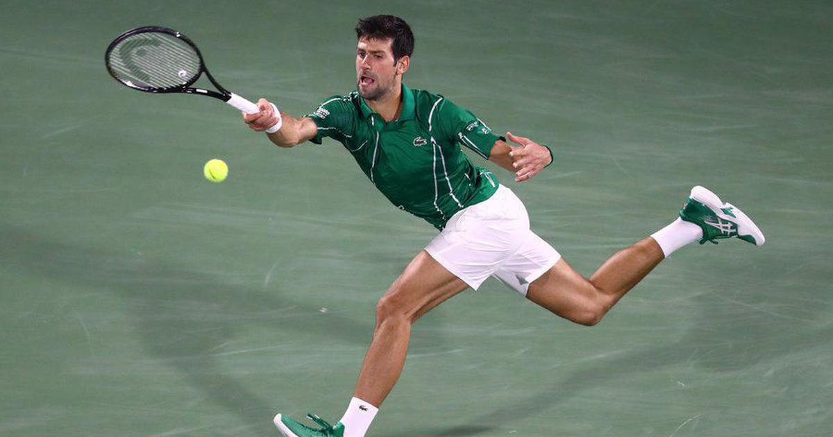 Tennis: Djokovic lifts fifth Dubai Open title after easing past Tsitsipas, Sabalenka wins Qatar Open