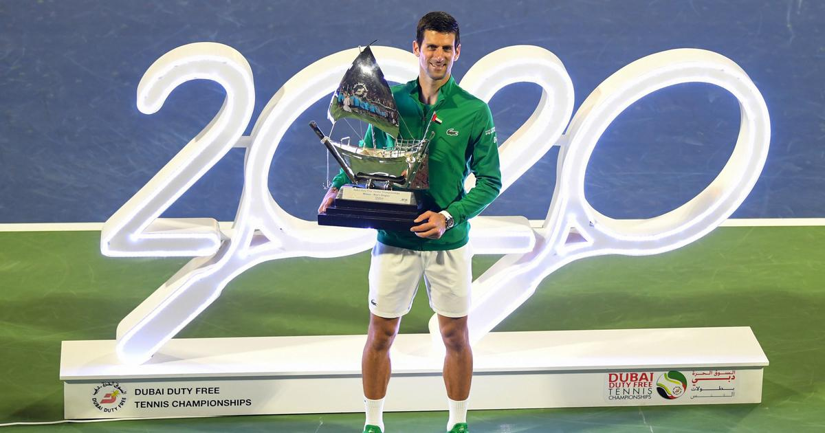 Motivation is never lacking: Djokovic sets sight on another marathon winning run after Dubai triumph