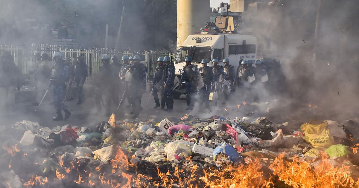 Delhi violence: Section 144 in Shaheen Bagh; NHRC forms fact-finding team to probe clashes