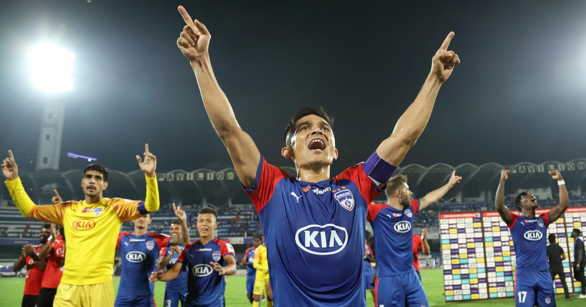 Seven years of Bengaluru FC: A journey of progress, consistency and trophies
