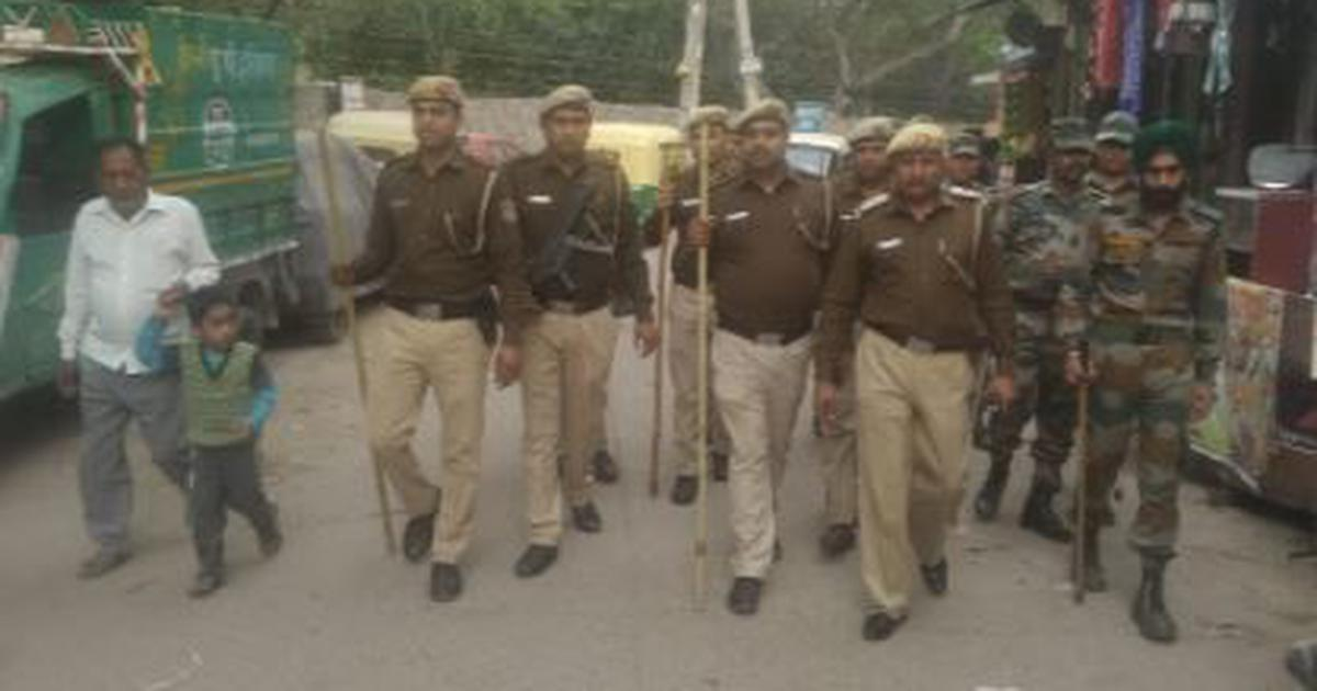 Delhi: 24 arrested for spreading rumours about clashes, say police