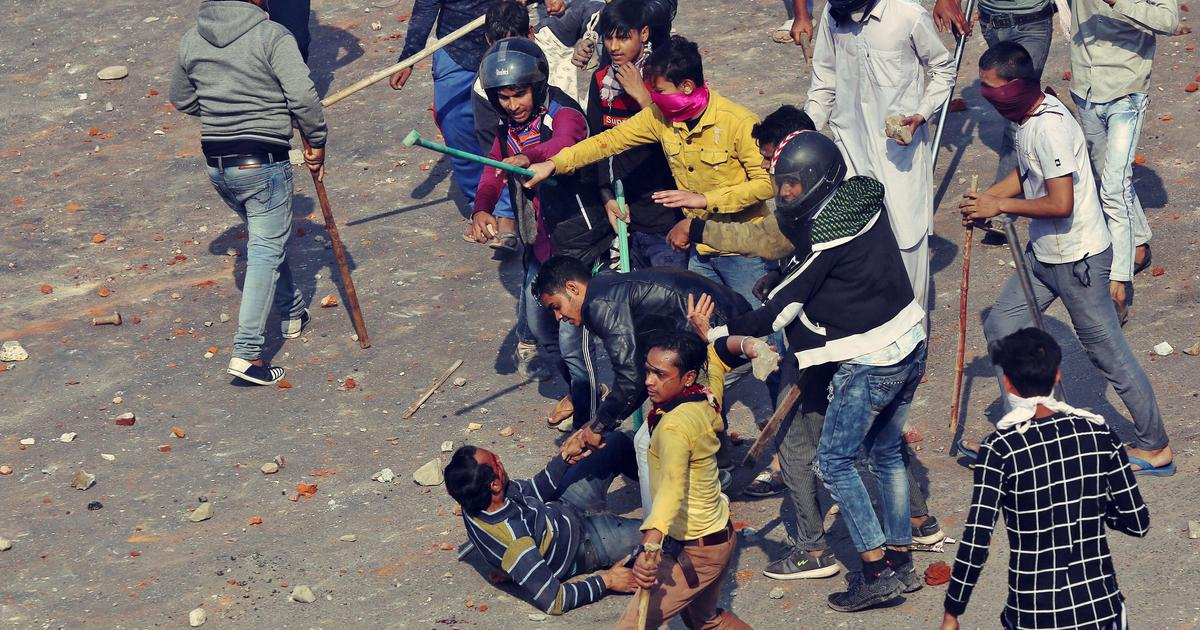 'I coloured my sword red': Meet Delhi rioters who say they killed Muslims