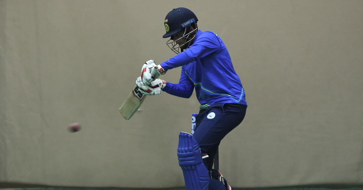 Watch: India's Shafali Verma smashes it in the nets ahead of T20 World Cup semis against England