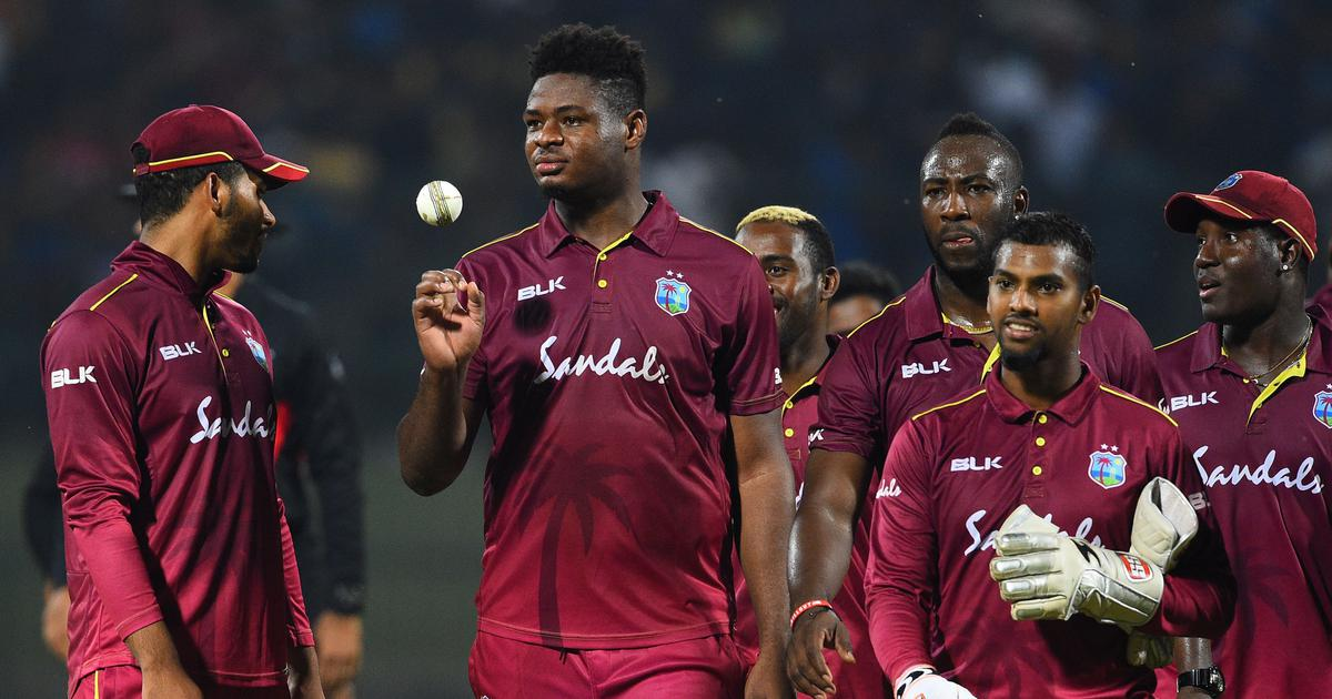 West Indies cricketers yet to receive match fees since January