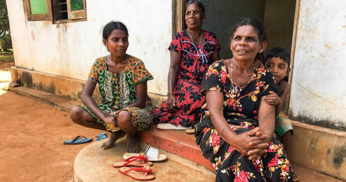 A decade after Sri Lanka's civil war, Tamil women are leading the fight to reclaim their lands