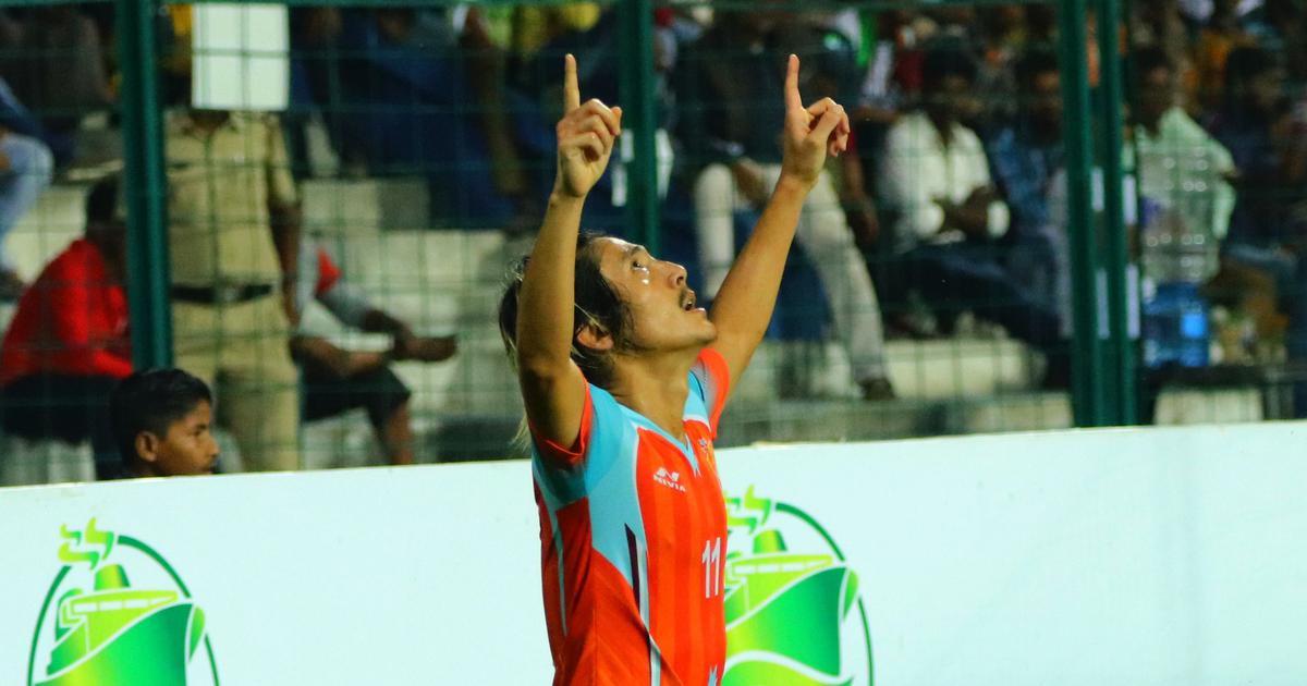 I-League: Katsumi Yusa's goal helps Chennai City rescue point against leaders Mohun Bagan