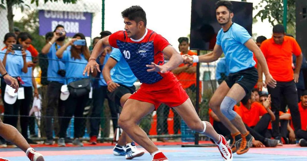 Kabaddi Nationals: Naveen Kumar, Vikas Khandola star as Services, Indian Railways ease into semis