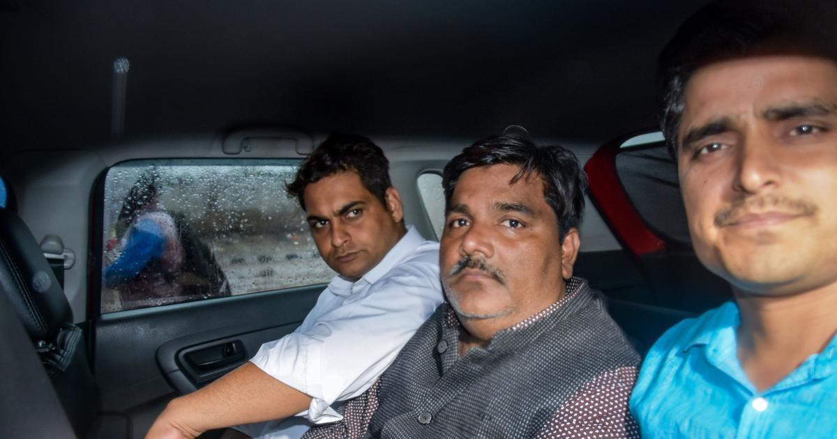 Delhi violence: Tahir Hussain, accused in IB staffer's murder, sent to seven-day police custody
