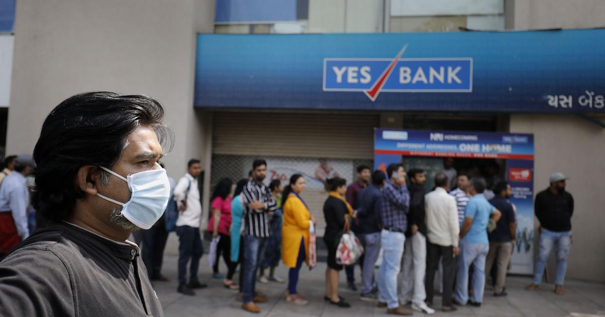 Coronavirus: Maharashtra official sent on leave after Yes Bank scam accused violate lockdown